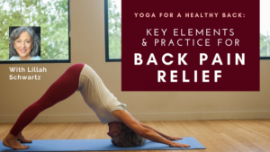 Yoga Helps Back Pain Sufferers